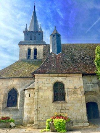 Le Grand-Pressigny, France: Un endroit intéressant à côté du château-musée