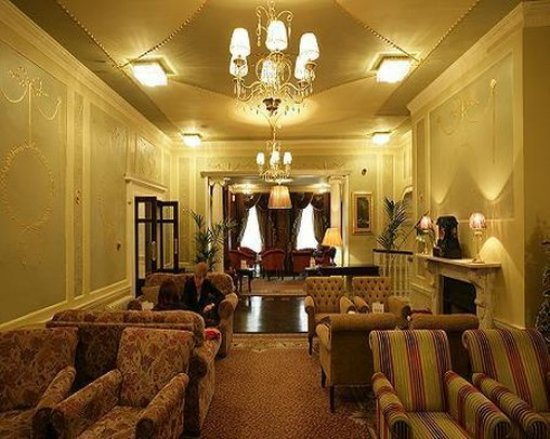 Buswells Hotel Reception Picture Of Buswells Hotel Dublin Tripadvisor