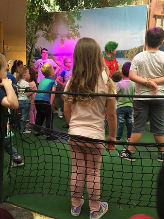 Gunderath, Germania: Nightly activity for the young ones