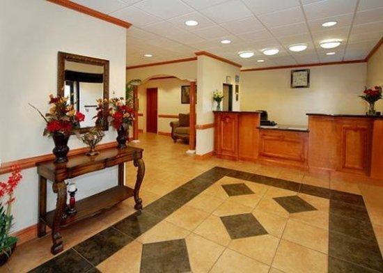 Chipley, FL: Lobby