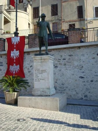 """Monumento ai Caduti della """"Grande Guerra"""""""