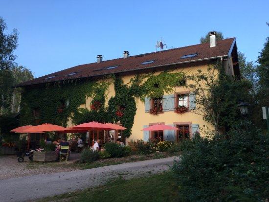 Taintrux, Francia: Auberge de la Charriole