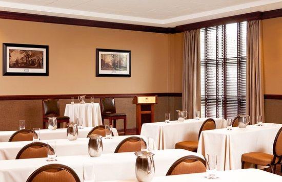 Sheraton Tarrytown Hotel: Classroom meeting
