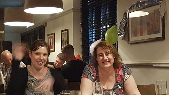 The East - Stanborough: 40th birthday