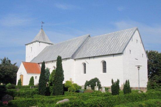 Esbjerg, Dinamarca: Set fra sydøst