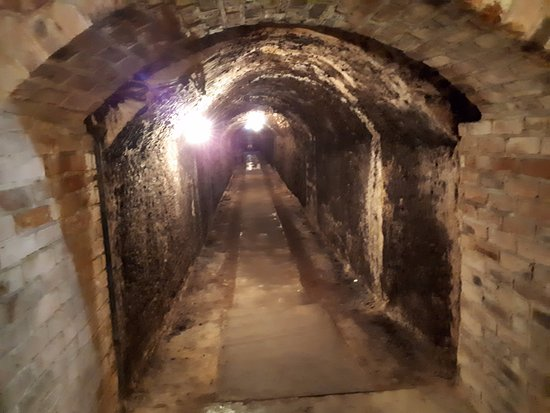 Great Western, Australia: Lots of tunnels to explore
