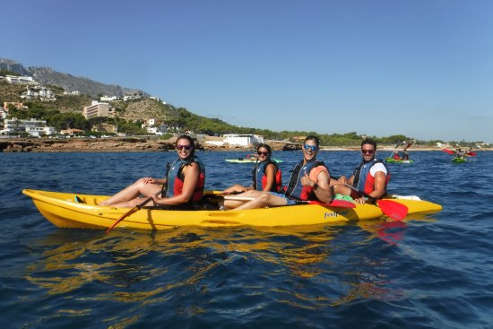 Kayak Denia