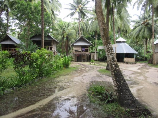 Beautiful Location on the Beach and a good price