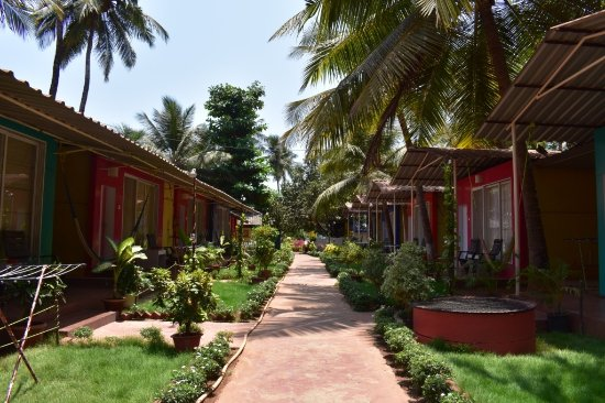 Palolem Beach Resort Updated 2018 Guesthouse Reviews Price Comparison Goa Canacona India Tripadvisor