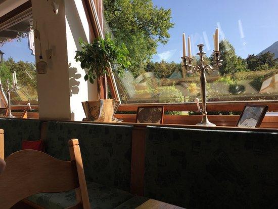 Hotel Garni Schlossblick : Breakfast rooms