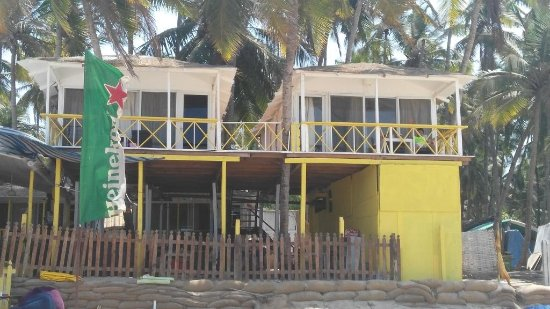 Cuba Premium Beach Huts: Deluxe AC Sea Facing Beach Hut
