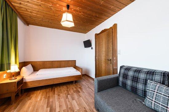 Bärenwirth - Hotel: Einbettzimmer