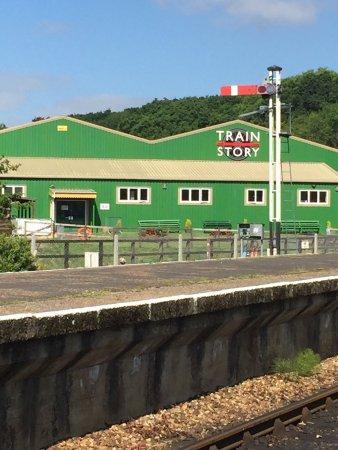 Isle of Wight Steam Railway: photo1.jpg