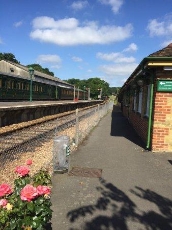 Isle of Wight Steam Railway: photo3.jpg