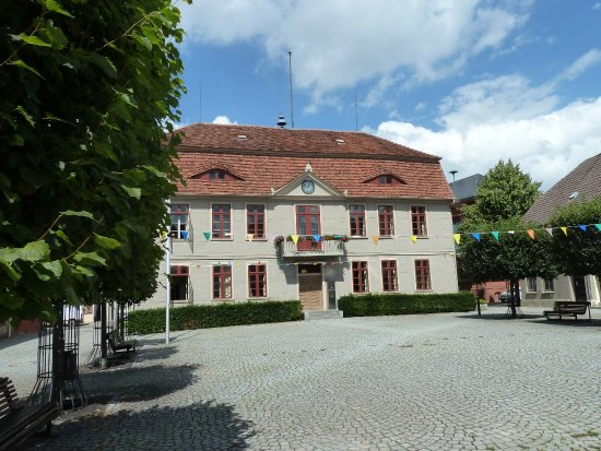 Rathaus Malchow