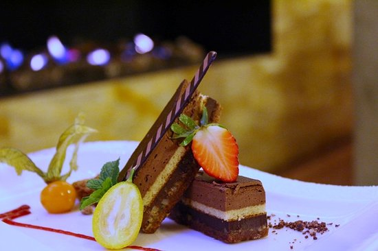 Enterprise Hotel: Sophia's restaurant, the taste of your emotions