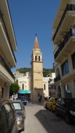 Restaurants in Zakynthos Town