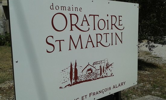 Domaine Oratoire Saint Martin