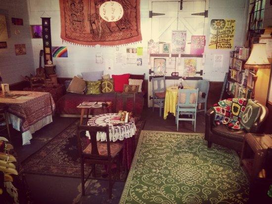 Malanda, Australia: Organic Coffee Lounge