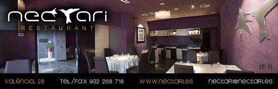 imagen Nectari Restaurant en Barcelona