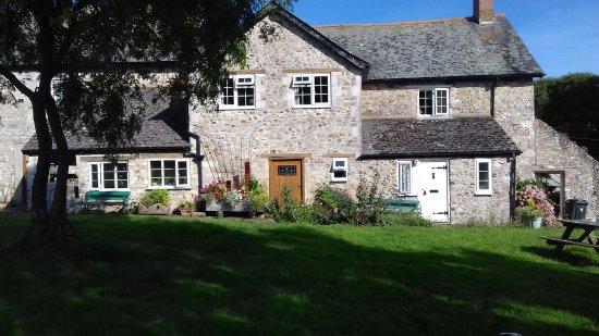 Musbury, UK: Kate's Farm Bed & Breakfast