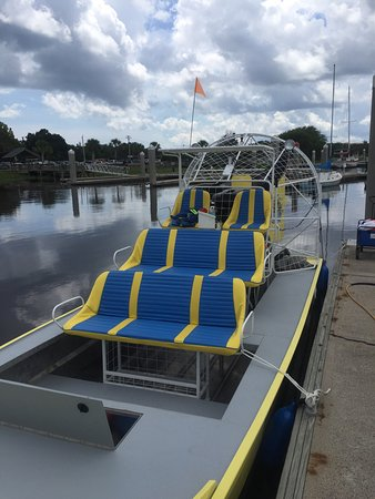 Capt. Jed's Airboat Tours