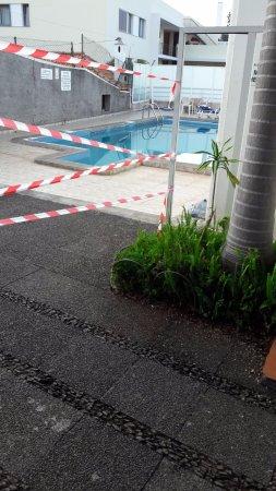 Monte Verde: Piscine fermé 4 jours sur 7