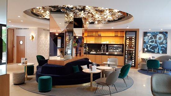 Mercure Paris Opera Garnier: Le bar