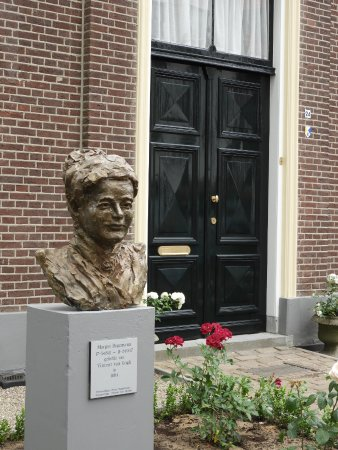 Nuenen, Nederland: Margot Begemann, girlfriend Vincent van Gogh