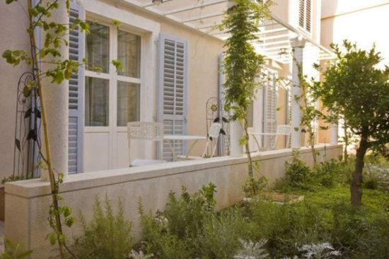 Hotel Croatia : garden exit rooms