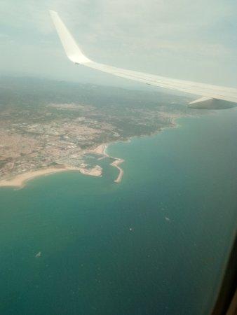Czech Airlines: Barcelona pobřeží