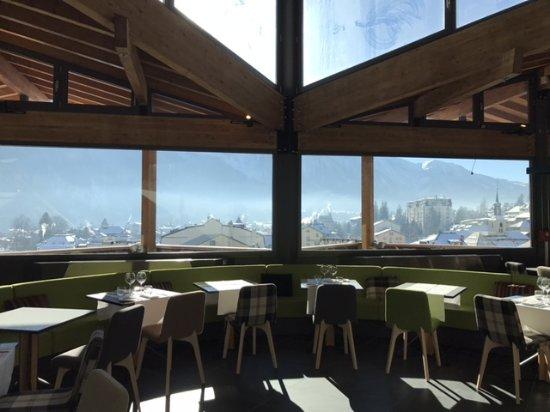 alpina eclectic hotel restaurant