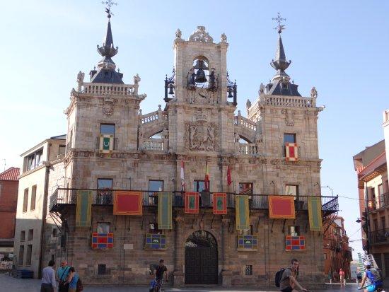 Ayuntamiento de Astorga: Los Maragatos