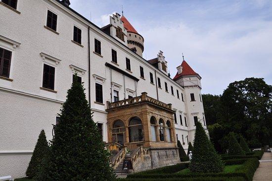 بوهيميا, جمهورية التشيك: Konopiste Castle