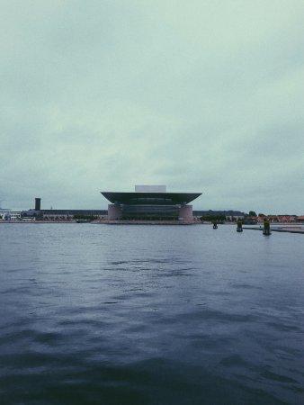 Copenhagen Opera House: Opera House facciata