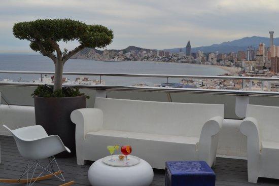 Planta 20 Lounge Bar Terraza Benidorm Restaurant