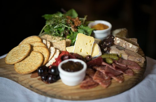The Fork and Tap: Platters to share