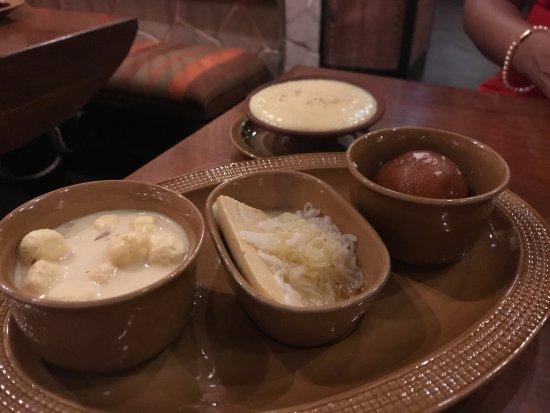 Peshawri: Meetha (Desserts)