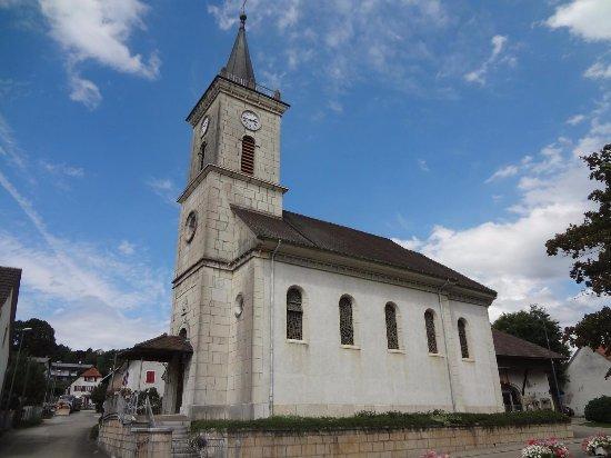 Eglise de Réclère
