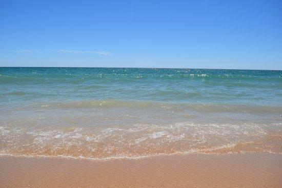 Hotel Alnacir: La playa de Faro