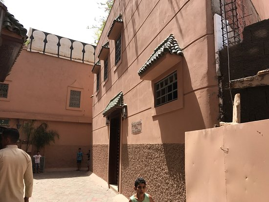 Riad Kniza: Wunderschönes Riad mit tollen Service