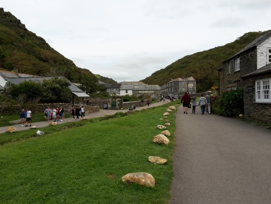 Boscastle Visitors Centre: 20170829_154635_large.jpg