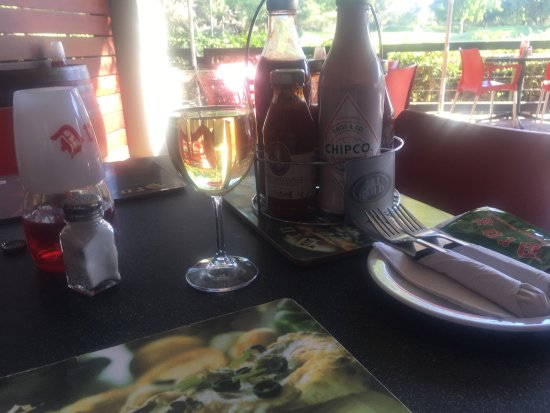 Tsumeb, Namibia: Excellent place to relax.Variety to select from the menu.I love the atmosphere very relaxing.
