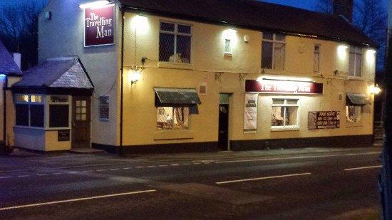 West Boldon, UK : award winning pub/restaurant