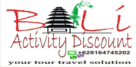Bali Activity Discount