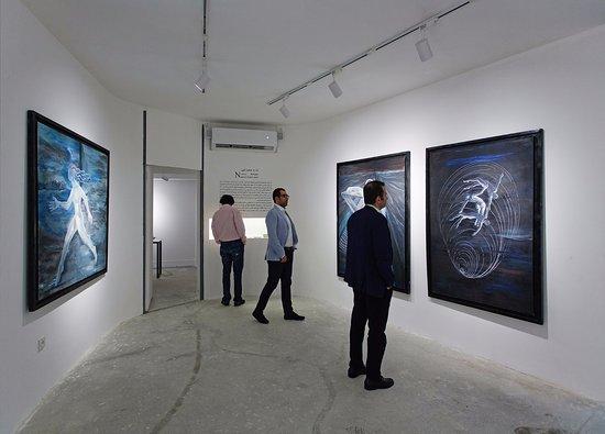 Saye Art Gallery