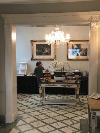 Grand Hotel Santa Lucia: Breakfast buffet