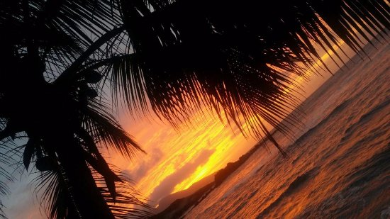 Calibishie, Dominica: Romantic Magical Sunsets