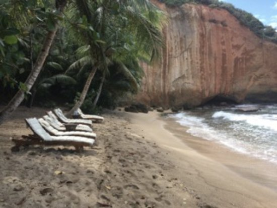 Calibishie, Dominica: Relax