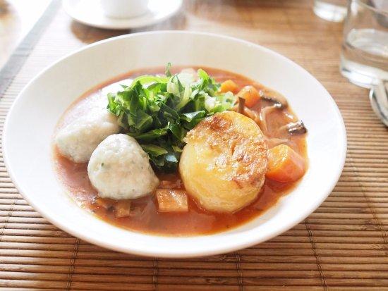 The Bean Inn Vegetarian Restaurant: Dumplings